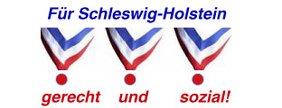 Schleswig-Holstein - gerecht und sozial